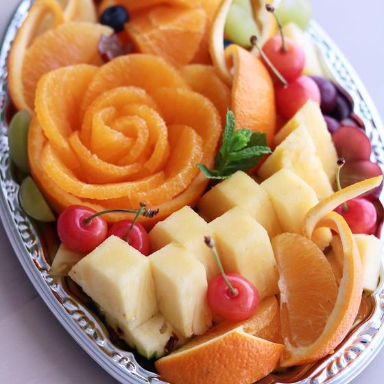 フルーツカッティング教室 powerfulfruits