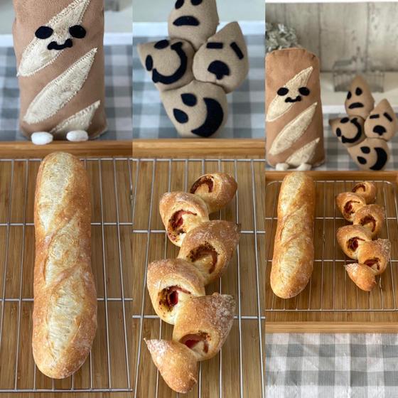 横浜 パン教室 ニコイチパン