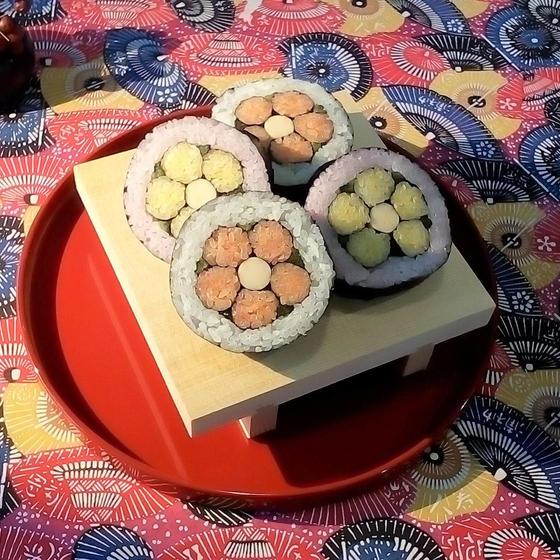 巻き寿司教室 Design