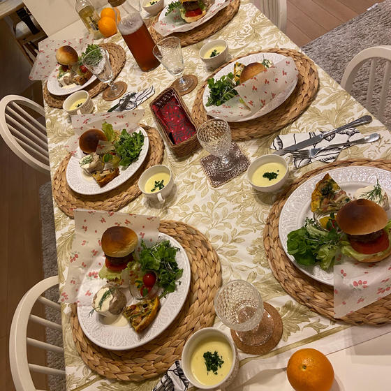 M's kitchen  湘南の料理教室