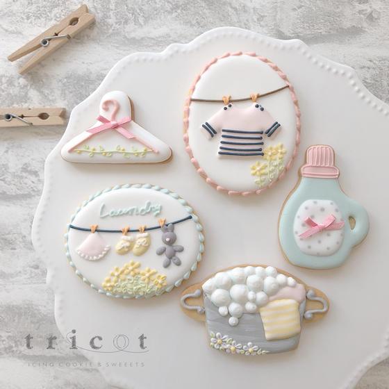 アイシングクッキー教室 tricot*トリコ