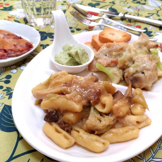 太らないイタリアン~ゆる腸活イタリア料理教室ARCO