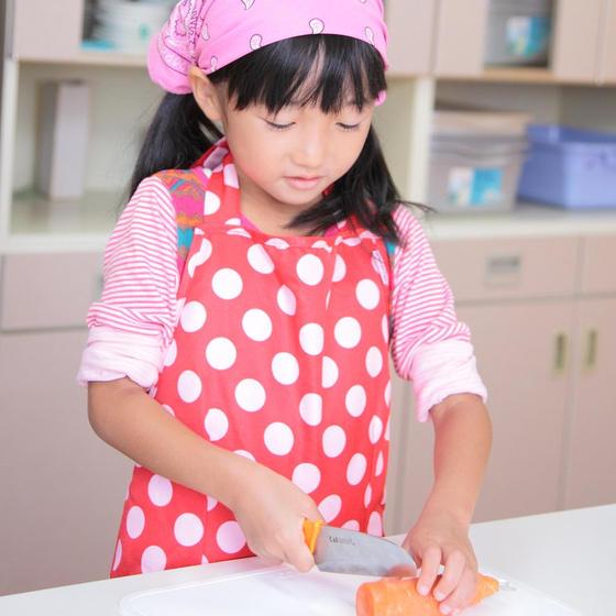 子ども料理教室まろんずキッチン