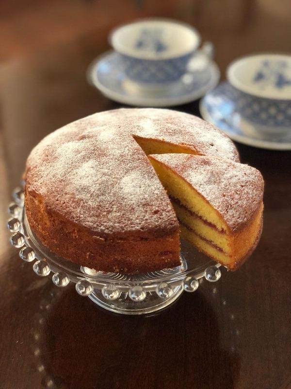 英国菓子 ヴィクトリア・サンドイッチケーキ