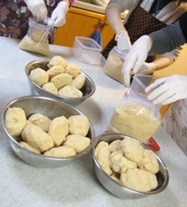 毎年恒例の味噌作り教室 6月が楽しみ