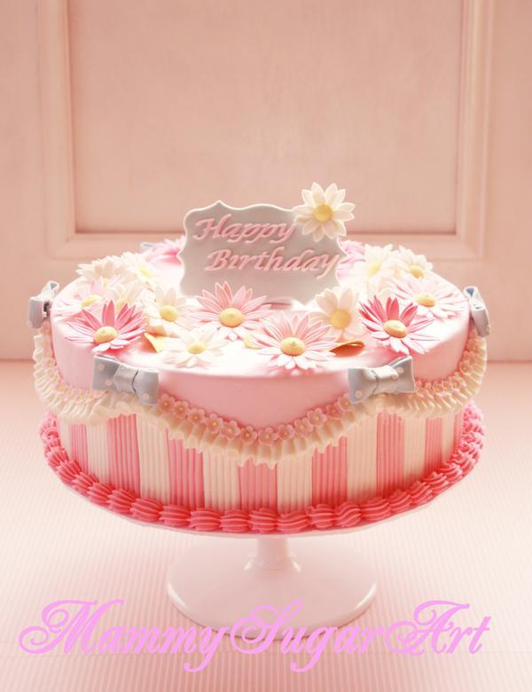 ニコン宣伝用に製作したケーキ