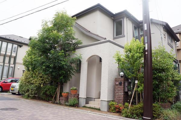 中央線東小金井徒歩5分・閑静な住宅街に建つ一軒家が教室です。