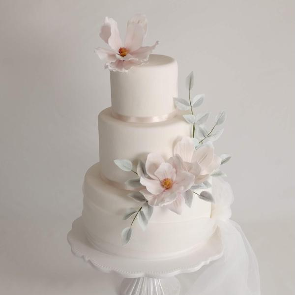 Magnoria weddingcake