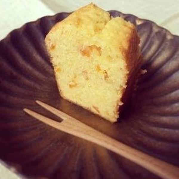 金柑の米粉ケーク