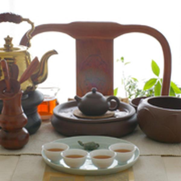 「おもてなしの中国茶」