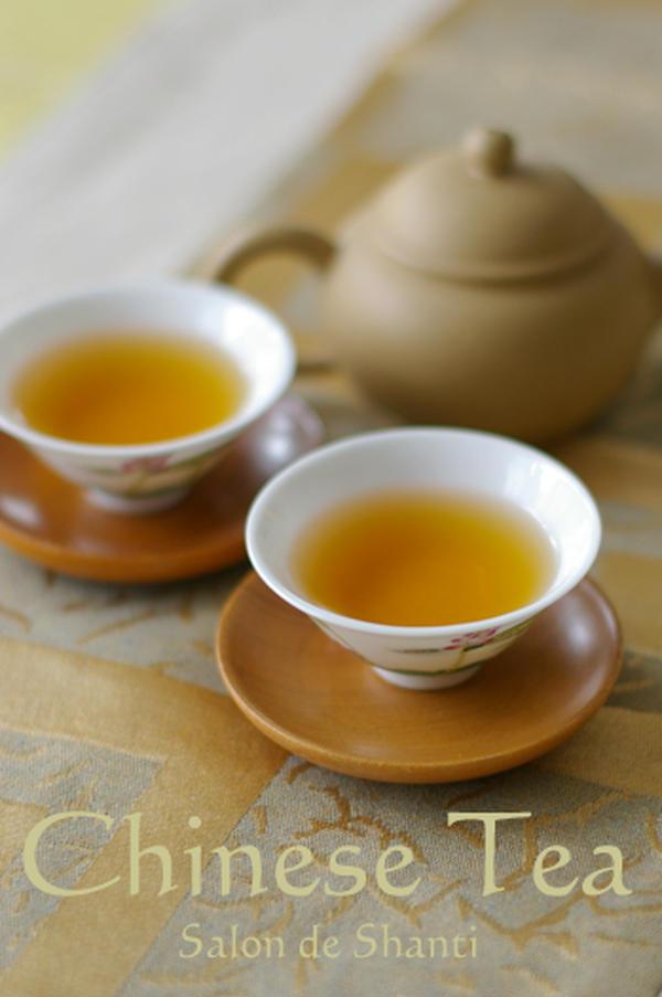 「おもてなしの中国茶」♪