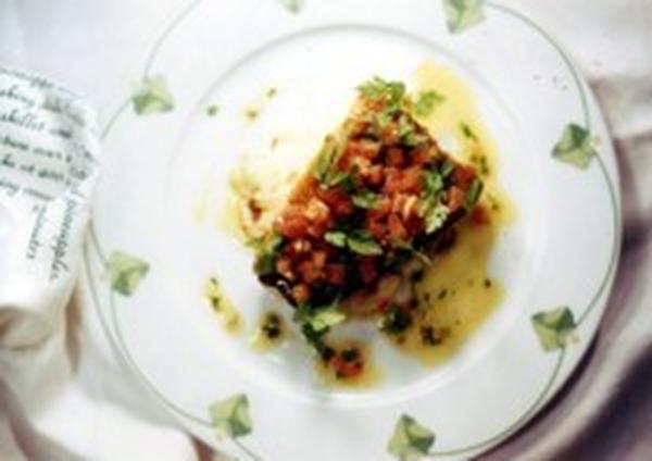 ●教室料理レシピ:真ダイのローストオリエンタル