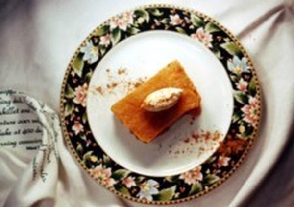 ●教室料理レシピ:林檎のテリーヌ