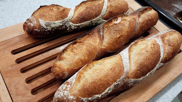 フランスパン講座で憧れのバゲットもできちゃう