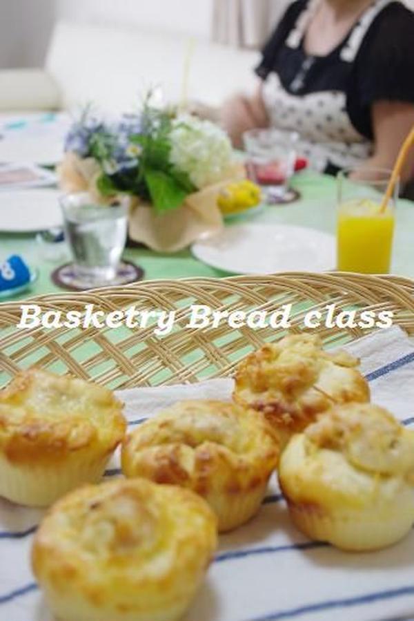 パンが焼きあがれば、お楽しみのランチです♪