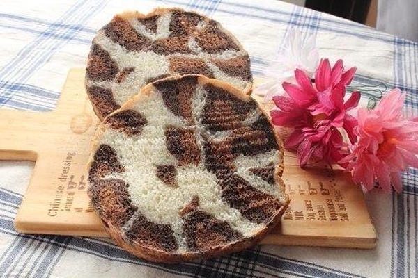 アニマル柄パン