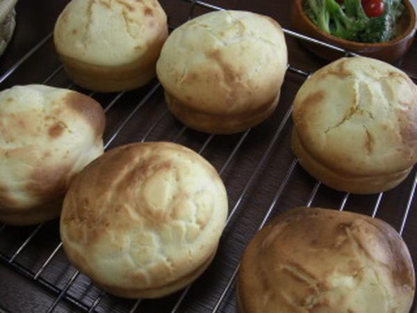 デンマークのお菓子パン