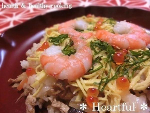 五目散らし寿司