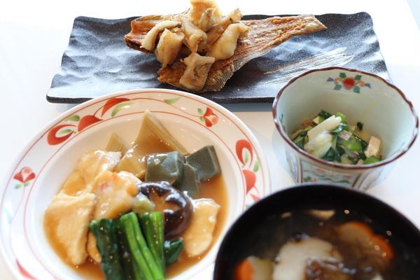 家庭料理コース  郷土料理
