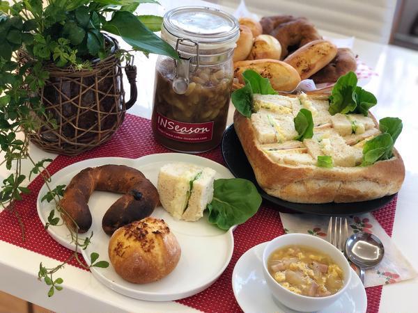 パンジェンヌ会〜酵母のパンを楽しむ会です
