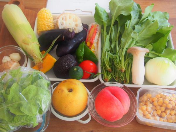 季節の食材をたくさん使って体の中からきれいに元気に。