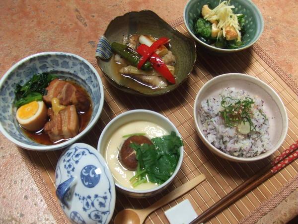 おもてなしコース 和食 (このほか、デザート1品)