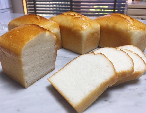 米粉山型パン