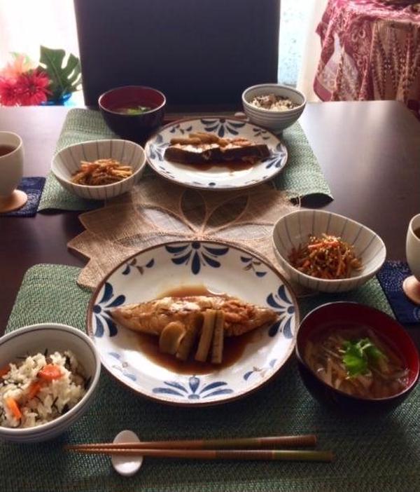 和食の基本を覚えましょう