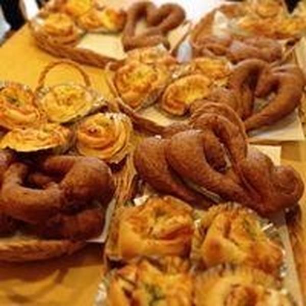 ご家族が楽しみにしているお持ち帰りパン。