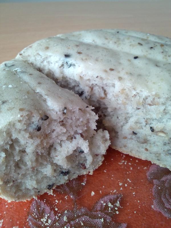 ♪雑穀米粉パン