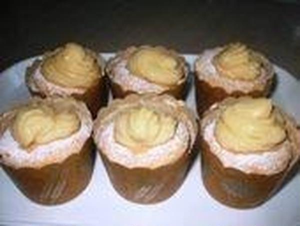 米粉菓子:1月「米粉のカップシフォン」