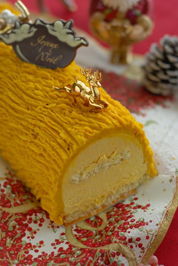 クリスマスにはこんなお菓子も作ります