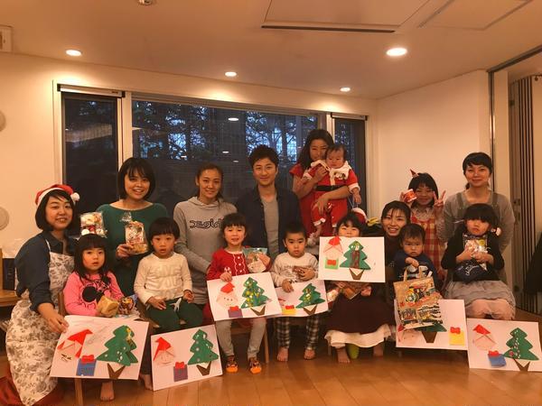 nosyu kidsいっぱいのクリスマス会