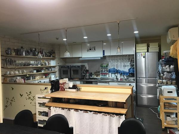 厨房側 約10畳