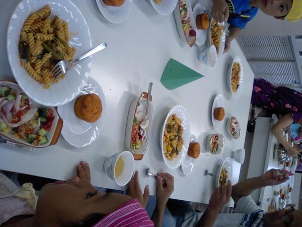 夏休み子供料理