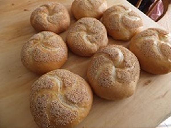 ファミリーコース2ではこんなパンも作ります!