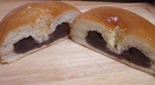 あんぱん・食パンが講師試験の課題です。