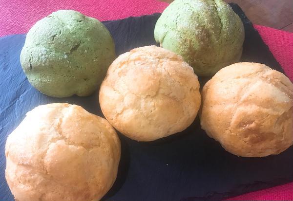 パンベーシックコースメロンパン