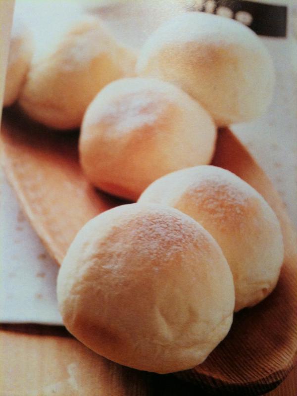 """ふわふわ""""白パン"""""""