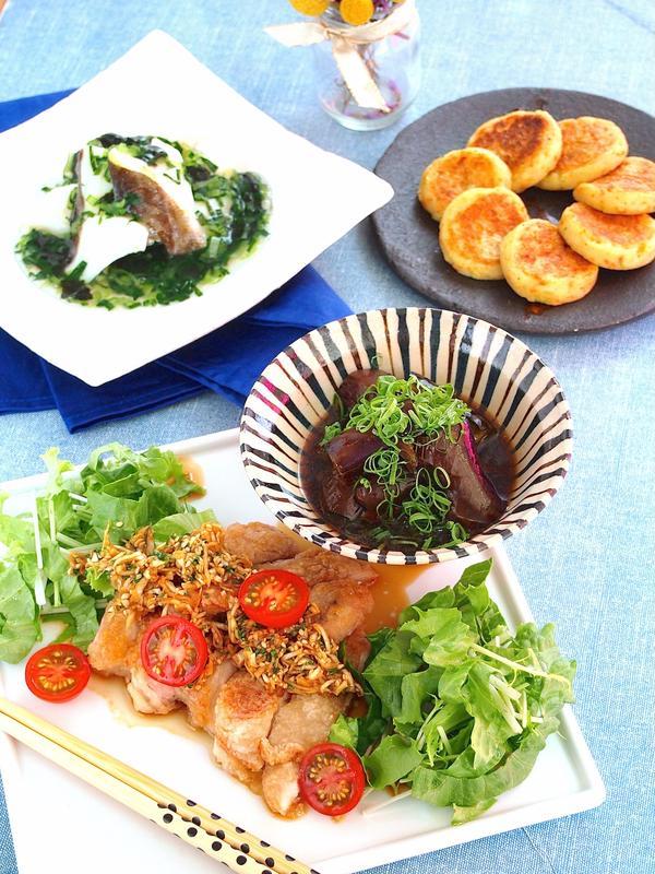 中華料理、家庭料理にイタリアンまで、幅広く開催中。