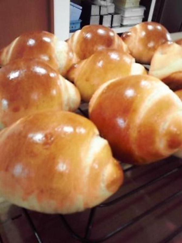 初めてのパン作り!! お子さんに喜んでもらえるかな?