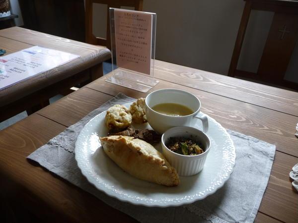 ワンプレートランチレッスン イギリス料理