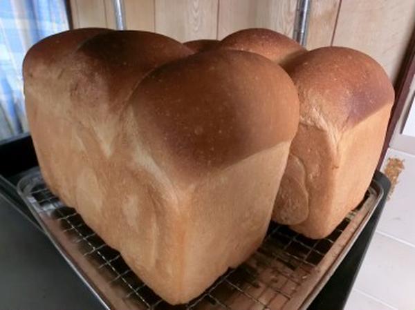 2013年8月レッスン「山食パン」