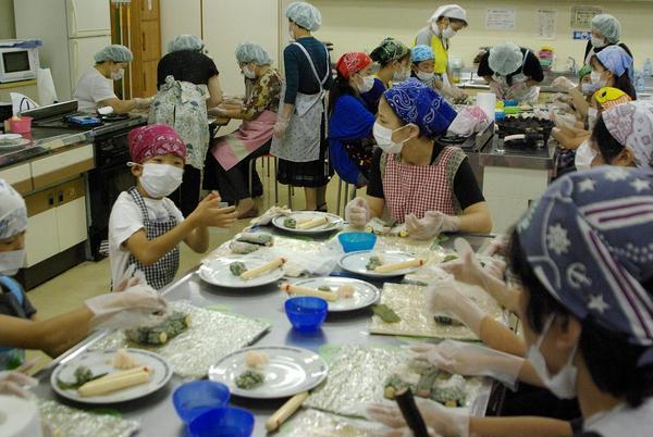 2012年6月16日開催。親子教室。