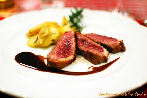 フランス産鴨胸肉