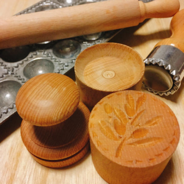 本場イタリアの道具でもちもちの手打ちパスタを作りましょう!