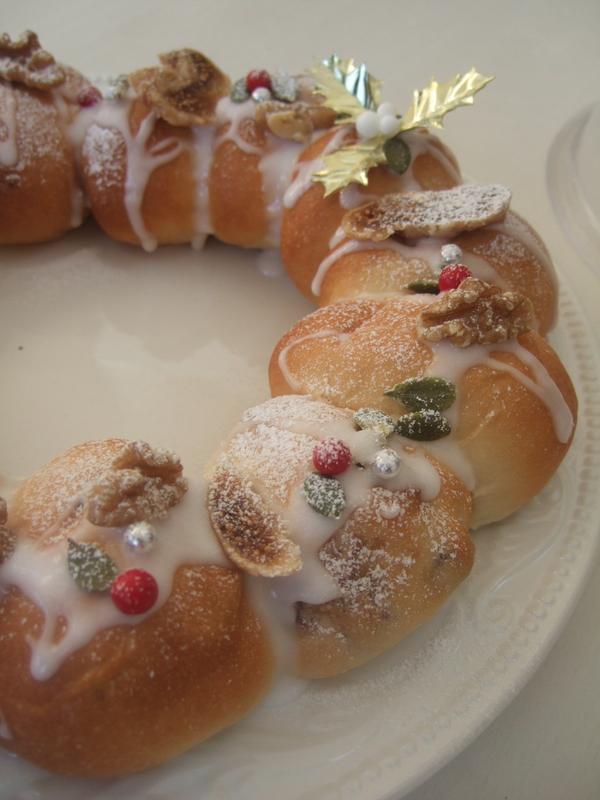 2009年クリスマス親子レッスン リーズパン