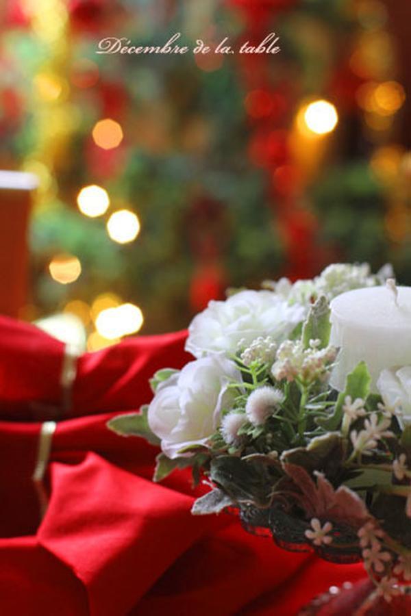12月のテーブル
