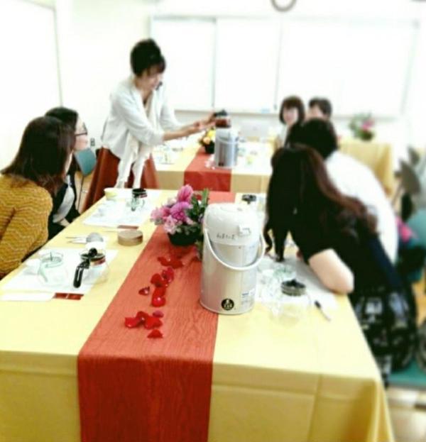 """【出張レッスン】テーマは""""国産紅茶(和紅茶)の発展拡大"""""""