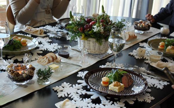 2012年12月クリスマスメニュー♪